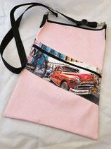 """Handtasche/Umhängetasche """"Pink Cadillac"""""""