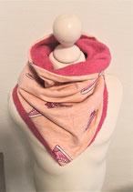 3ecksLoop  rosa mit pinken Turnschuhen
