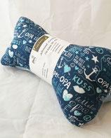 Allround-Knochen Super Opa Sterne taubenblau