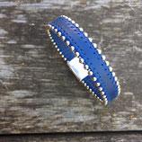 Bracelet bille bleu jean