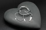 Bracelet double tours Cassandre