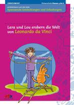 Antwortbuch Lara und Lou erobern die Welt von Leonardo da Vinci