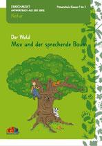 """Antwortbuch """"Der Wald - Max und der sprechende Baum"""""""