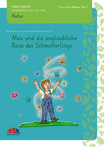 """Antwortbuch """"Max und die unglaubliche Reise des Schmetterlings"""""""