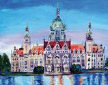 """Deutsche Städte """"Hannover"""""""