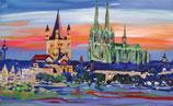 """Deutsche Städte """"Köln"""""""