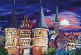 """Deutsche Städte """"Lübeck"""""""