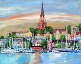 """Deutsche Städte """"Flensburg"""""""