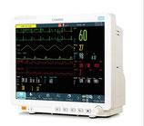Monitor multiparametro Comen C86 Con modulo de gases anestésicos.