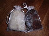 Alpaka Rohwolle im Geschenke beutel
