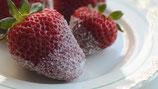 Ripe Sugared Strawberry Sweetened Lip Balm Flavor