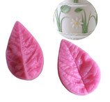 Silicone Leaf Molds set of 2