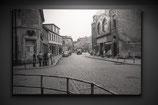 Halberstädter Straße um 1960 | Heute Pazifik