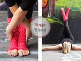 Yoga Stulpen mit Pünktchen
