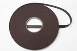 Biothane Meterware, 16 mm, braun