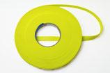 Biothane Leine, 16 mm, neon gelb