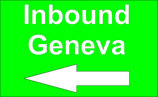 choose here your pick-up location for your journey to Geneva Town or to Geneva Airport Cointrin GVA