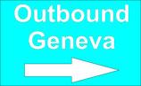 Pick-up in Geneva Town or at Geneva Airport Cointrin GVA