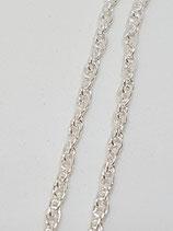 Kordelkette Silber 1,75 mm