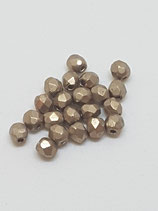 Saturated Metallic Hazelnut