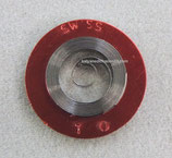 Ressort de montres Hauteur 1.50mm