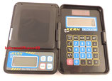 Balance + calculatrice de poche KERN