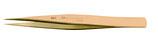 Brucelles pour spiraux en laiton Horotec 12.813-MM