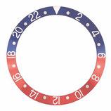 Bague de lunette Bezel pour Rolex 16700-6