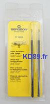 Paires de leviers pour viroles Bergeon 30014