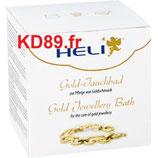 Heli nettoyant pour bijoux or pot 150 ml + chamoisine