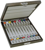 Coffret de 10 tournevis bergeon  30081-a10