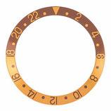 Bague de lunette Bezel pour Rolex 16713-5