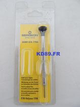 Outil pour régler l'excentrique du calibre ETA Valjoux 7750 Bergeon 30081-EX-7750