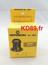 Loupe aplanetique Bergeon 4902