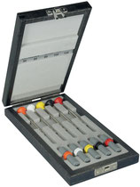Coffret de 5 tournevis Bergeon 30081-A05