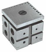 Enclume en acier trempé de forme cubique universelle