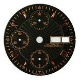 Cadran noir et rosé ø 29,9 mm