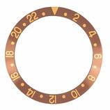Bague de lunette Bezel pour Rolex 16758-3