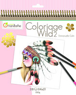COLORIAGE WILD2
