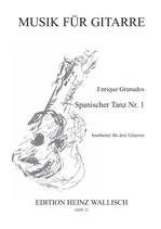 Granados Enrique: Spanischer Tanz Nr. 1