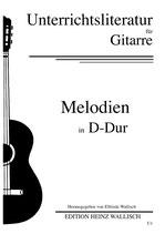Melodien in D-Dur