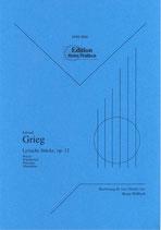 Edvard Grieg: Lyrische Stücke op. 12