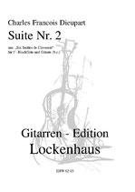 Charles Francois Dieupart: Suite Nr. 2