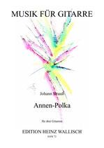 Strauß Johann: Annen-Polka
