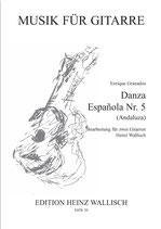 Enrique Granados: Danza Española Nr. 5 (Duo)