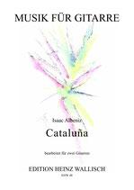 Isaac Albeniz: Cataluna