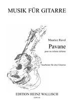 Ravel Maurice : Pavan pour une infante défunte