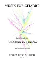 Luigi Boccherini: Introduktion und Fandango