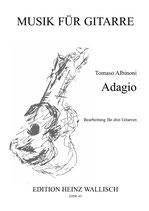 Albinoni Tomaso : Adagio