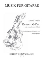 Antonio Vivaldi: Konzert G-Dur